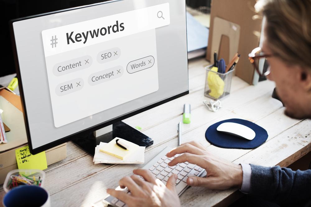 keyword selection concept